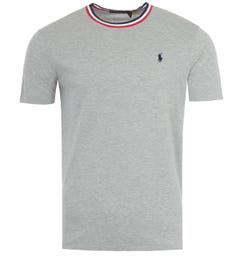 Polo Ralph Lauren Featherweight Mesh T-Shirt - Grey