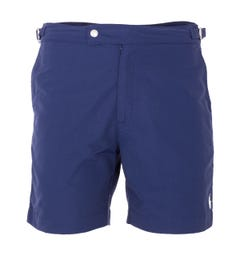 Polo Ralph Lauren Monaco Contrast Stripe Swim Shorts - Navy