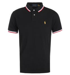 Polo Ralph Lauren Lunar New Year Polo Shirt - Black