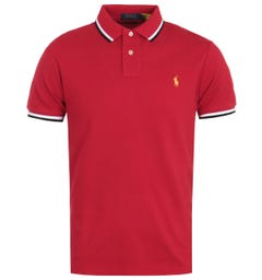 Polo Ralph Lauren Lunar New Year Polo Shirt - Red