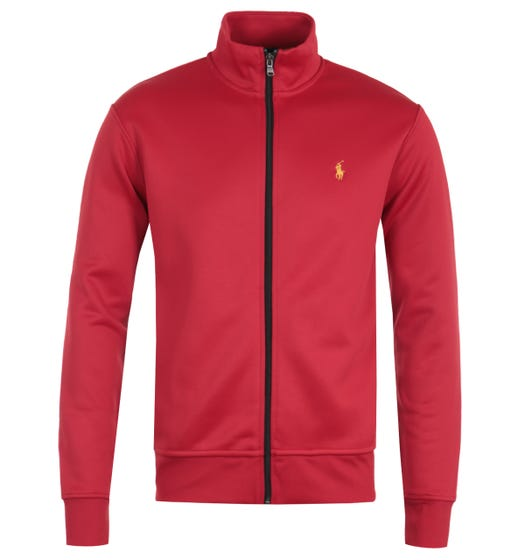 Polo Ralph Lauren Lunar New Year Red Track Jacket