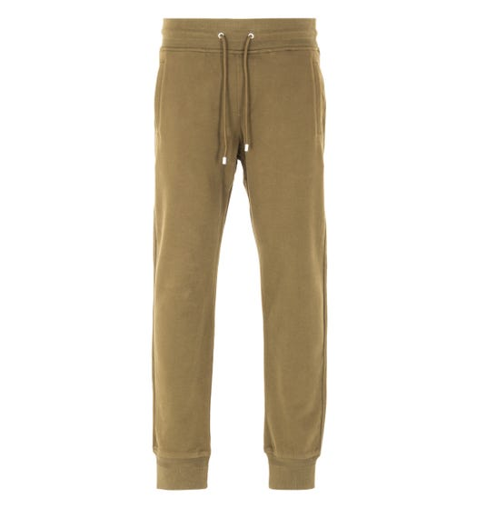 Belstaff Cotton Jersey Joggers - Olive