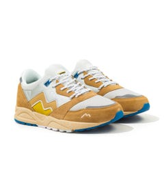 Karhu Aria 95 Trainers - Curry & Golden Palm
