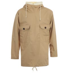 Pretty Green Blakely Oversized Smock Jacket - Sand