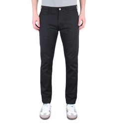 Edwin 85 Slim Tapered Fit Black Rinsed Chino