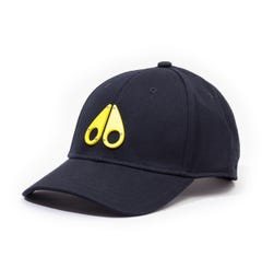 Moose Knuckles Meteors Logo Cap - Black
