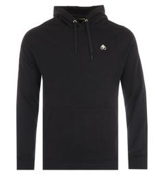 Moose Knuckles Jawbreaker Hooded Sweatshirt - Black