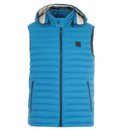 Moose Knuckles Riggin Sustainable Gilet - Bright Blue