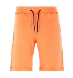 PS Paul Smith Zebra Logo Organic Cotton Shorts - Coral