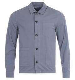 PS Paul Smith Casual Pocket Shirt - Blue