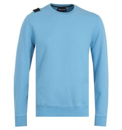 MA.Strum Core Crew Neck Sweatshirt - Dutch Blue Woodhouse Exclusive