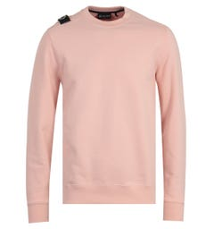 MA.Strum Core Crew Neck Sweatshirt - Flesh