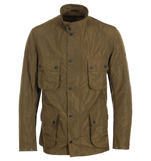 Barbour International Weir Casual Jacket - Olive