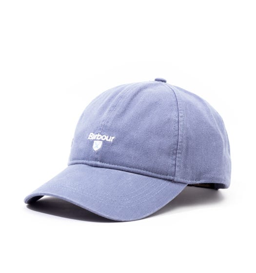 Barbour Cascade Cap - Washed Blue