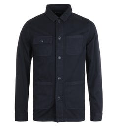 Barbour Balinto Navy Overshirt