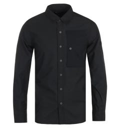 Barbour International Assets Overshirt - Black
