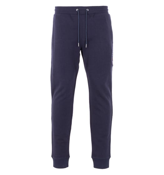 Tommy Hilfiger Organic Cotton Joggers - Navy