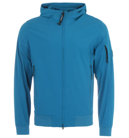 CP Company Shell Recycled Lens Jacket - Blue