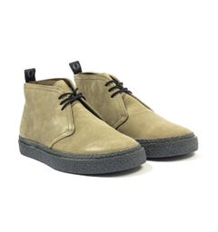 Fred Perry Hawley Suede Chukka Boots - Wren